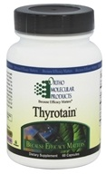 Ortho Molecular Products - Thyrotain - 60 Capsules
