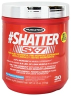 Muscletech Products - #Shatter SX-7 Blue Raspberry Explosion