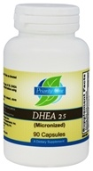 Priority One - DHEA 25 mg. - 90