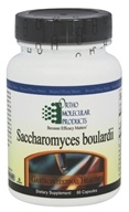 Ortho Molecular Products - Saccharomyces Boulardii - 60