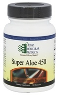 Ortho Molecular Products - Super Aloe 450 -
