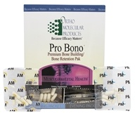 Ortho Molecular Products - Pro Bono Premium Bone