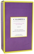 Caldrea - Dryer Sheets Lavender Pine - 80