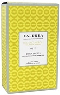 Caldrea - Dryer Sheets Sea Salt Neroli -