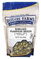 Shiloh Farms - Organic Shelled Pumpkin Seeds -