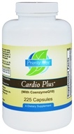 Priority One - Cardio Plus with CoQ10 -