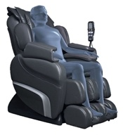 Titan - Massage Chair TI-7700 Charcoal