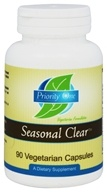 Priority One - Seasonal Clear - 90 Vegetarian
