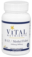 Vitamin B12 / Methyl Folate