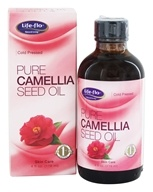 Life-Flo - Pure Camellia Seed Oil Cold Pressed