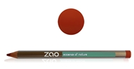Zao Organic Makeup - Pencil Multipurpose Orange Brown
