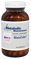 Metabolic Maintenance - MetaCalm - 120 Capsules