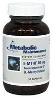 Metabolic Maintenance - 5-MTHF 10 mg. - 90