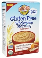Earth's Best - Organic Tots Wholesome Morning Gluten