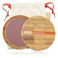 Zao Organic Makeup - Compact Blush Dark Purple