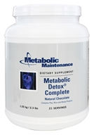 Metabolic Maintenance - Metabolic Detox Complete Chocolate -