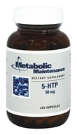 Metabolic Maintenance - 5-HTP 50 mg. - 120