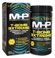 MHP - T-Bomb 3Xtreme Clinical Strength - 168