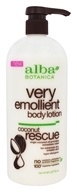Alba Botanica - Very Emollient Body Lotion -