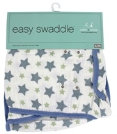 100% Cotton Muslin Double-Layer Easy Swaddle S/M