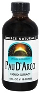 Pau D'Arco Liquid Extract