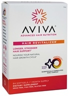 Aviva Hair - Hair Revitalizer 30 Day Supply