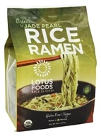 Lotus Foods - Organic Rice Ramen Bamboo-Infused Noodles