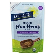 Carrington Farms - Organic Flax Hemp Blend -