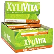 Organix South - XyliVita Xylitol Whitening Gum Key