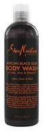 Shea Moisture - African Black Soap Body Wash