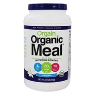 Organic Meal Powder Plant Based