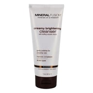 Mineral Fusion - Creamy Brightening Cleanser - 7
