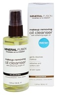 Mineral Fusion - Makeup Removing Oil Cleanser -