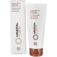 Mineral Fusion - Mineral Moisturizer Broad Spectrum 40