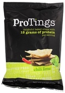 ProTings - Chili Lime Protein Chips - 4