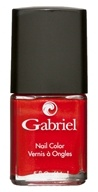 Gabriel Cosmetics Inc. - Nail Color Holiday Red