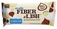 NuGo Nutrition - Fiber d'Lish Bar Blondie -
