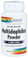 Solaray - Multidophilus Powder 5 Billion Triple Strain
