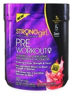 StrongGirl - Pre Workout Power & Energizing Performance