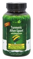 Irwin Naturals - Turmeric After-Sport with Magnesium -