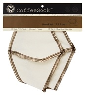 CoffeeSock - Basket Style Filter - 2 Count