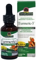 Nature's Answer - Turmeric-3 Liquid - 1 oz.