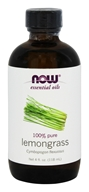 NOW Foods - 100% Pure Lemongrass Oil -