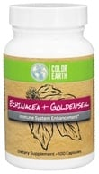Color Earth - Echinacea and Goldenseal - 100