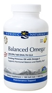 Nordic Naturals Professional - Balanced Omega Evening Primrose