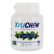XyliChew - Sugar Free Soft Chewing Gum Peppermint