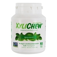 XyliChew - Sugar Free Soft Chewing Gum Spearmint
