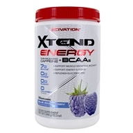 Xtend Energy Time-Released Caffeine + BCAAs