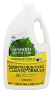 Seventh Generation - Natural Dishwasher Detergent Gel Lemon