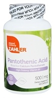 Zahler - Pantothenic Acid 500 mg. - 120